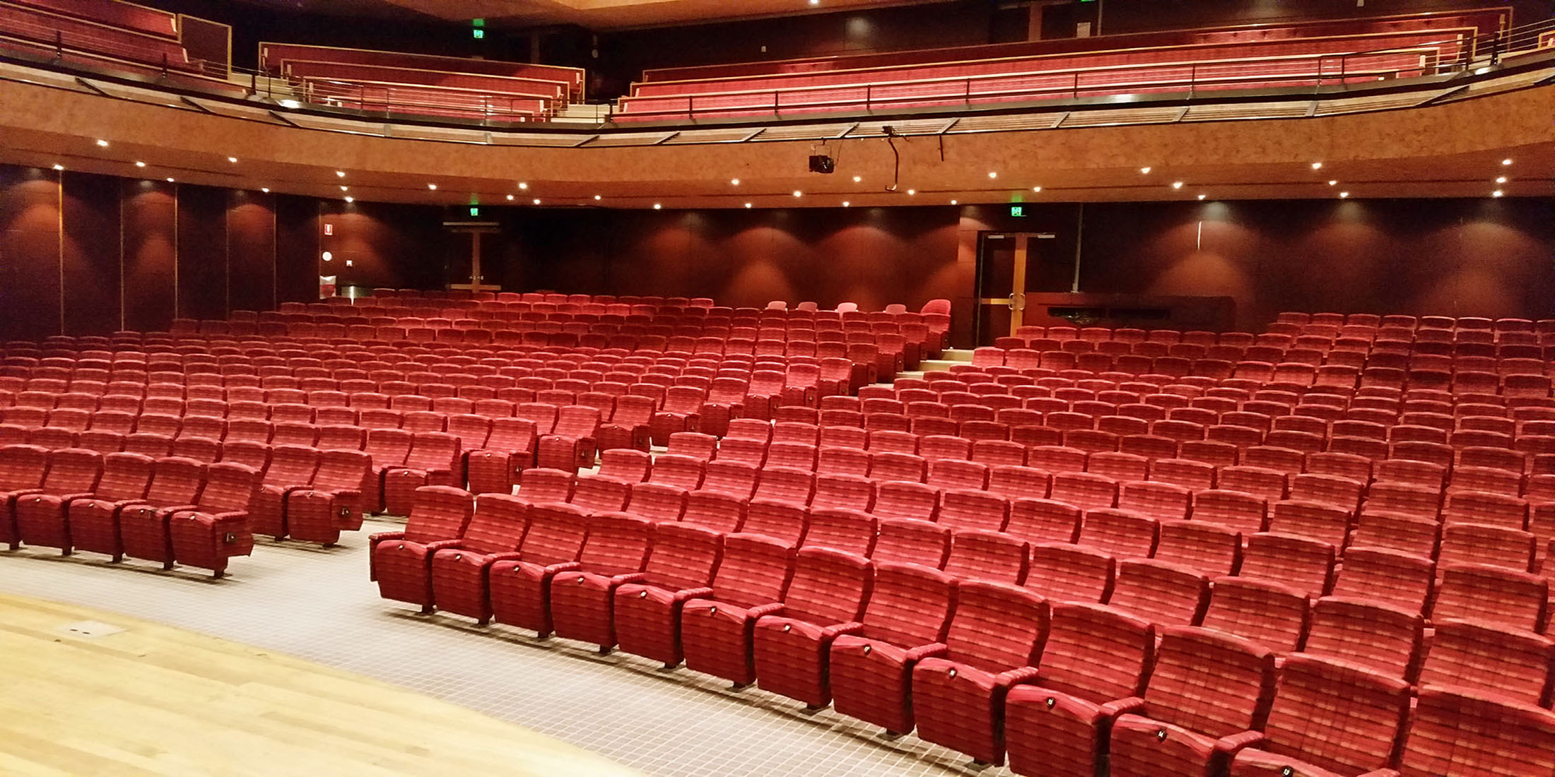 An image of Brenton Langbein Theatre